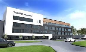 KATOWICE | TAYAMA OFFICE CENTER