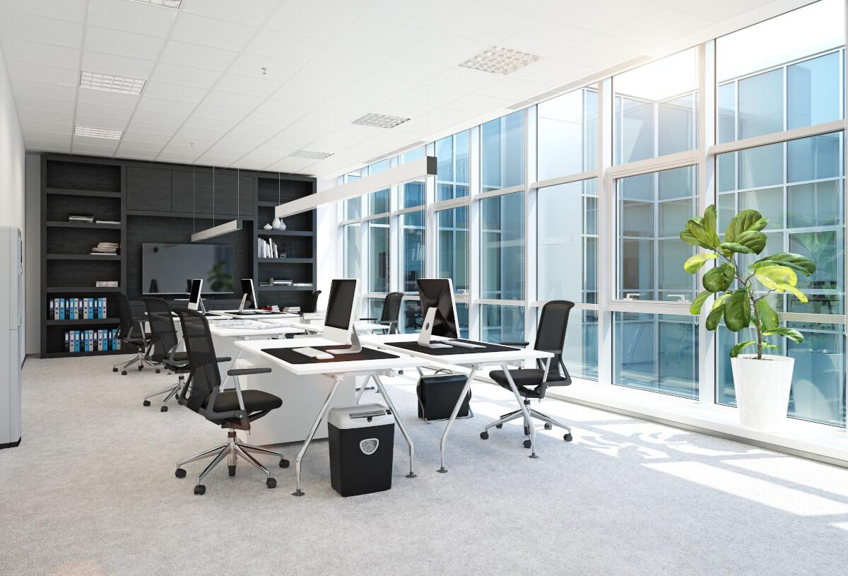 Nowoczesne biuro – czyli jakie?