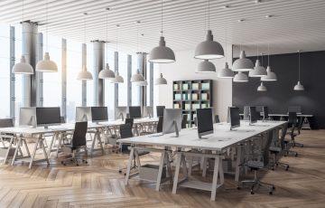 Jak zaaranżować biuro w stylu loftowym?