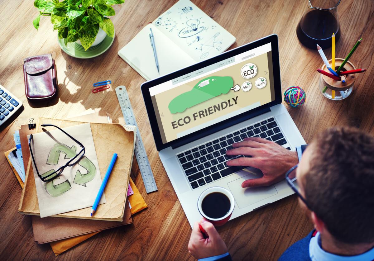 Ekologiczne biuro – rozwiązania w biurze