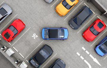 Jaki jest koszt wynajmu miejsca parkingowego w biurze w Białymstoku