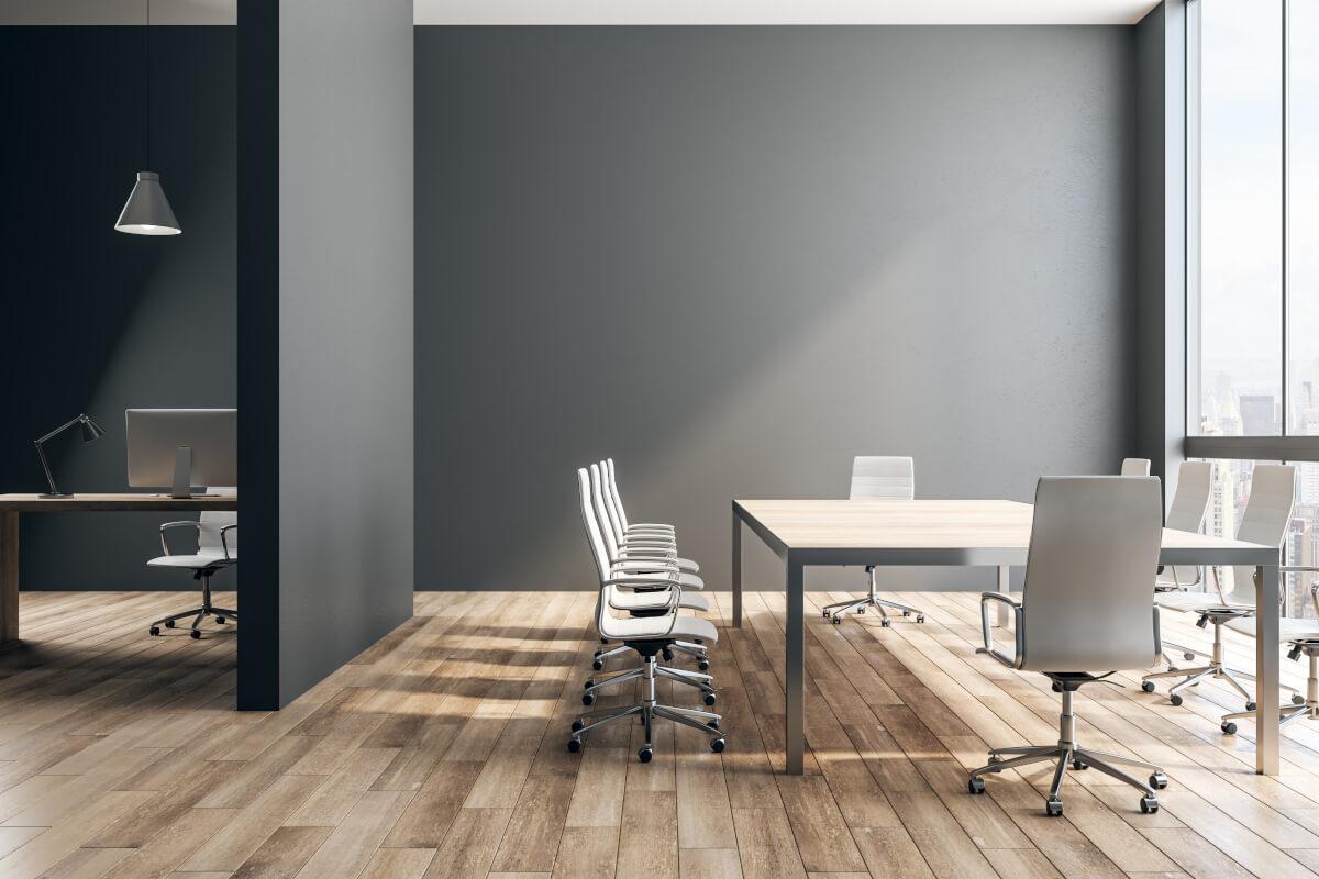 Kolor ścian w biurze – czy ma znaczenie?