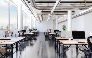 Jakie wymagania muszą spełniać pomieszczenia biurowe?