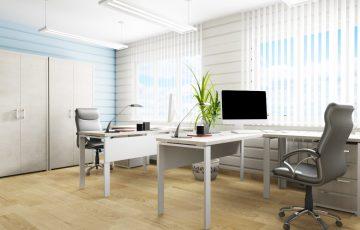 Oświetlenie biura – jakie są normy?