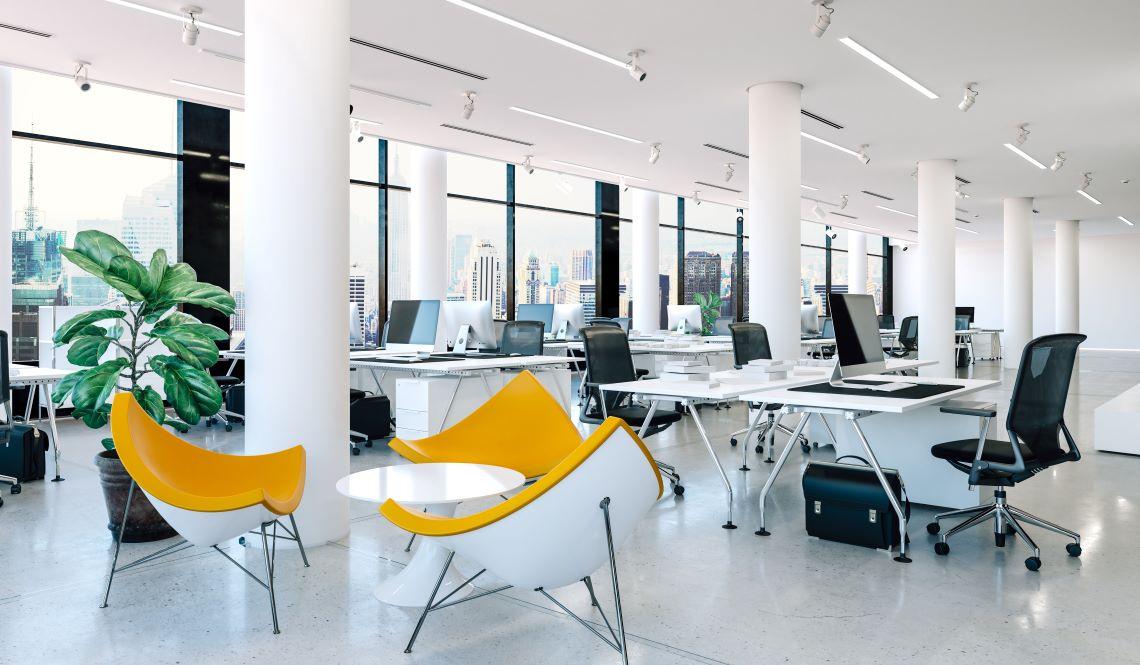 W co powinno być wyposażone biuro?