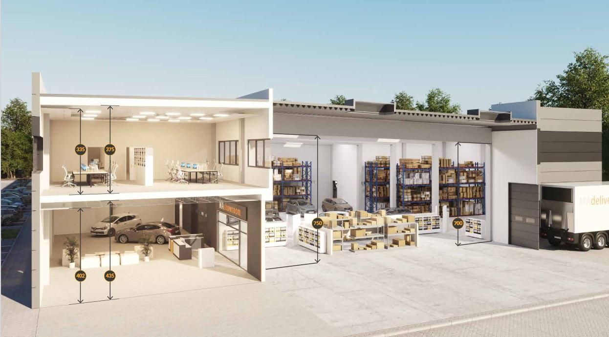 NORDKAPP Business Complex Flexi Space I - zdjęcie 4