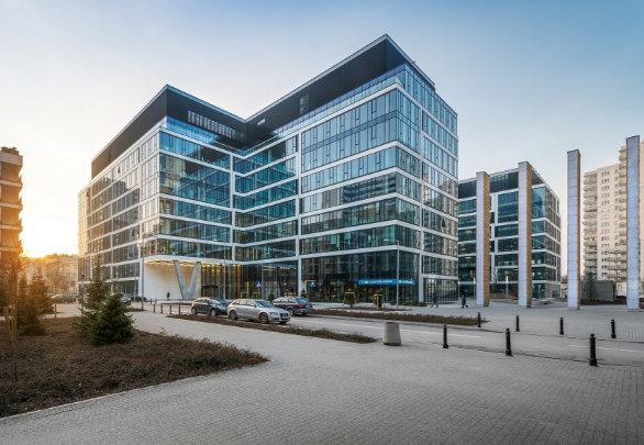 Biurowiec GDAŃSKI BUSINESS CENTER II, BUDYNEK D