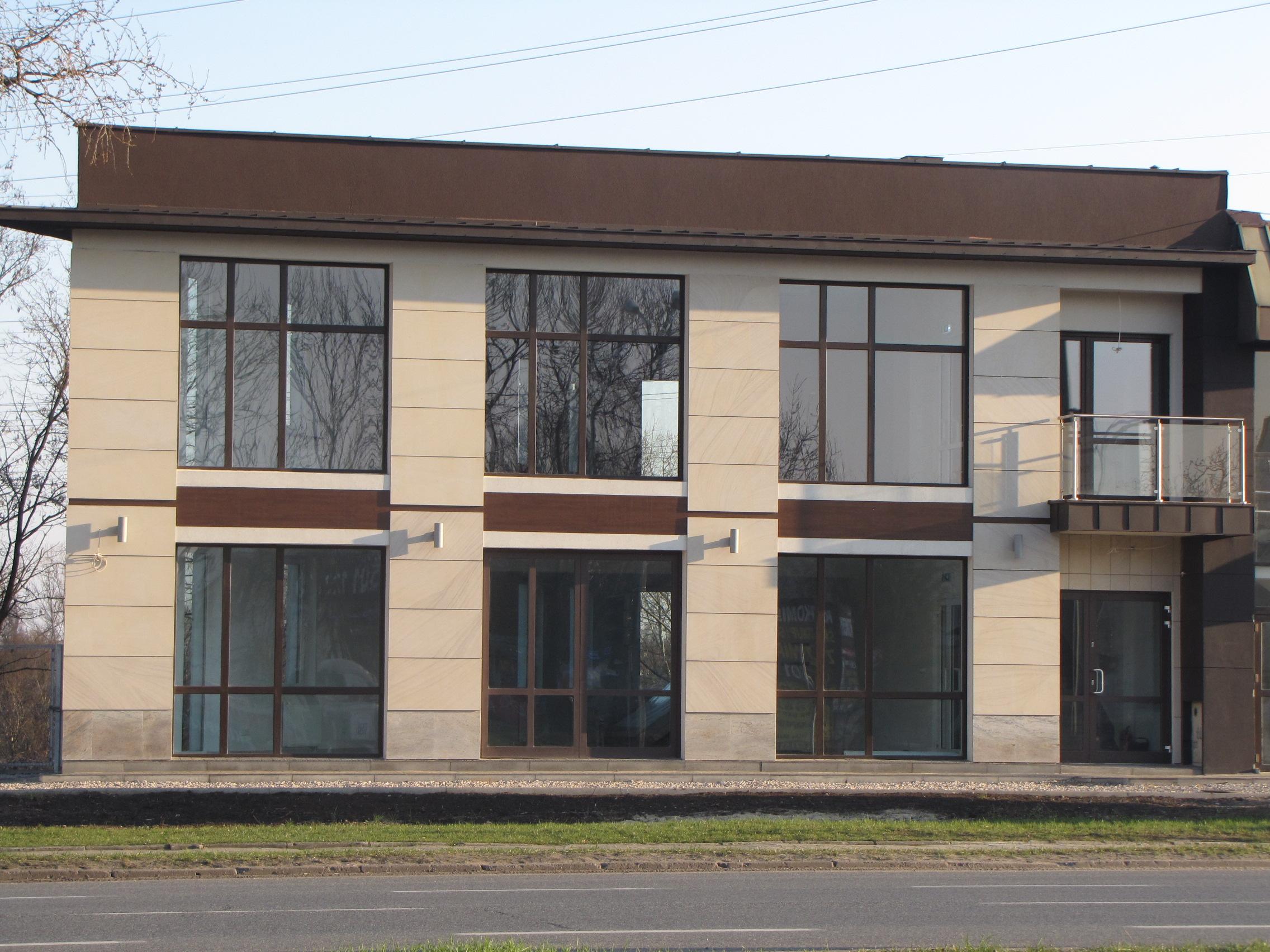 Biurowiec Połczyńska 49