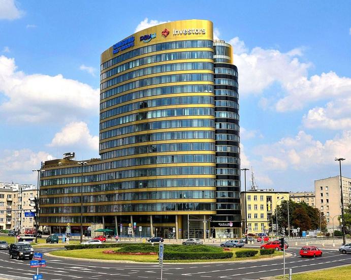 Biurowiec ZEBRA TOWER | BUSINESS LINK | COWORKING