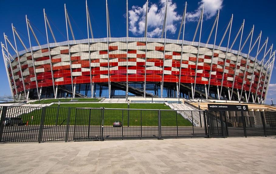 Biurowiec STADION NARODOWY | BUSINESS LINK | COWORKING