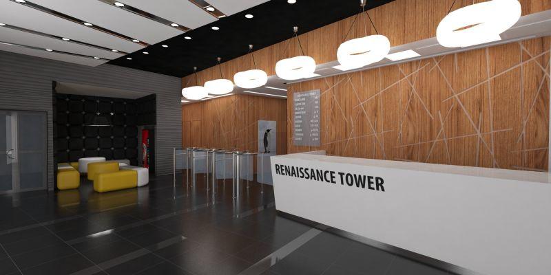 RENAISSANCE TOWER | PODNAJEM - zdjęcie 2