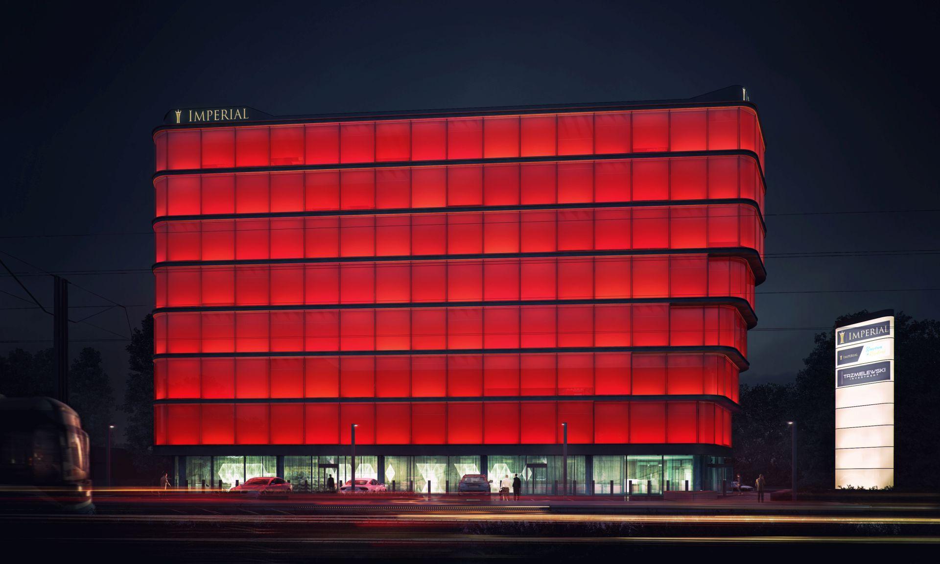 Biurowiec KRAKÓW | IMPERIAL BUSINESS CENTER