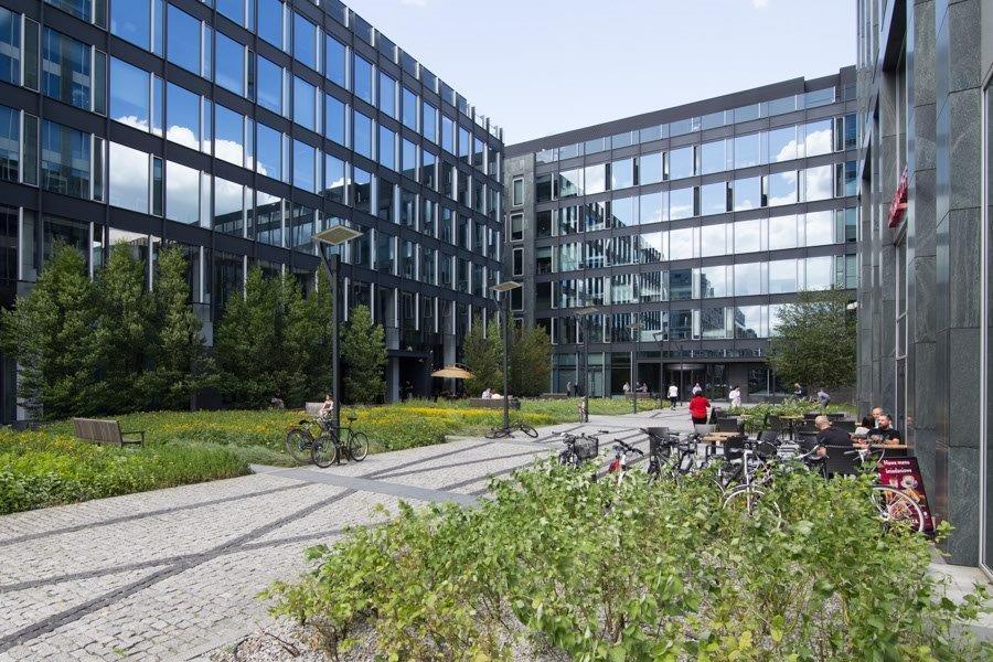 Biurowiec HARMONY OFFICE CENTER D