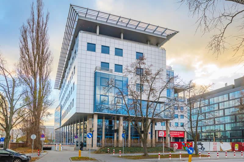 Biurowiec ADGAR BIT | Brain Embassy BE i BeYOURSeLF | COWORKING