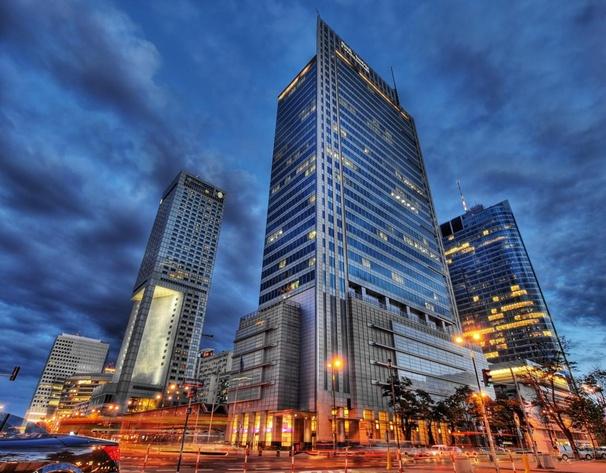 Biurowiec WARSAW FINANCIAL CENTER