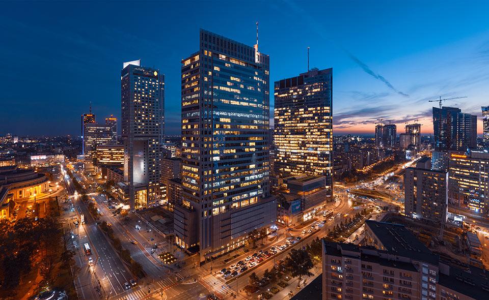 WFC WARSAW FINANCIAL CENTER - zdjęcie 3