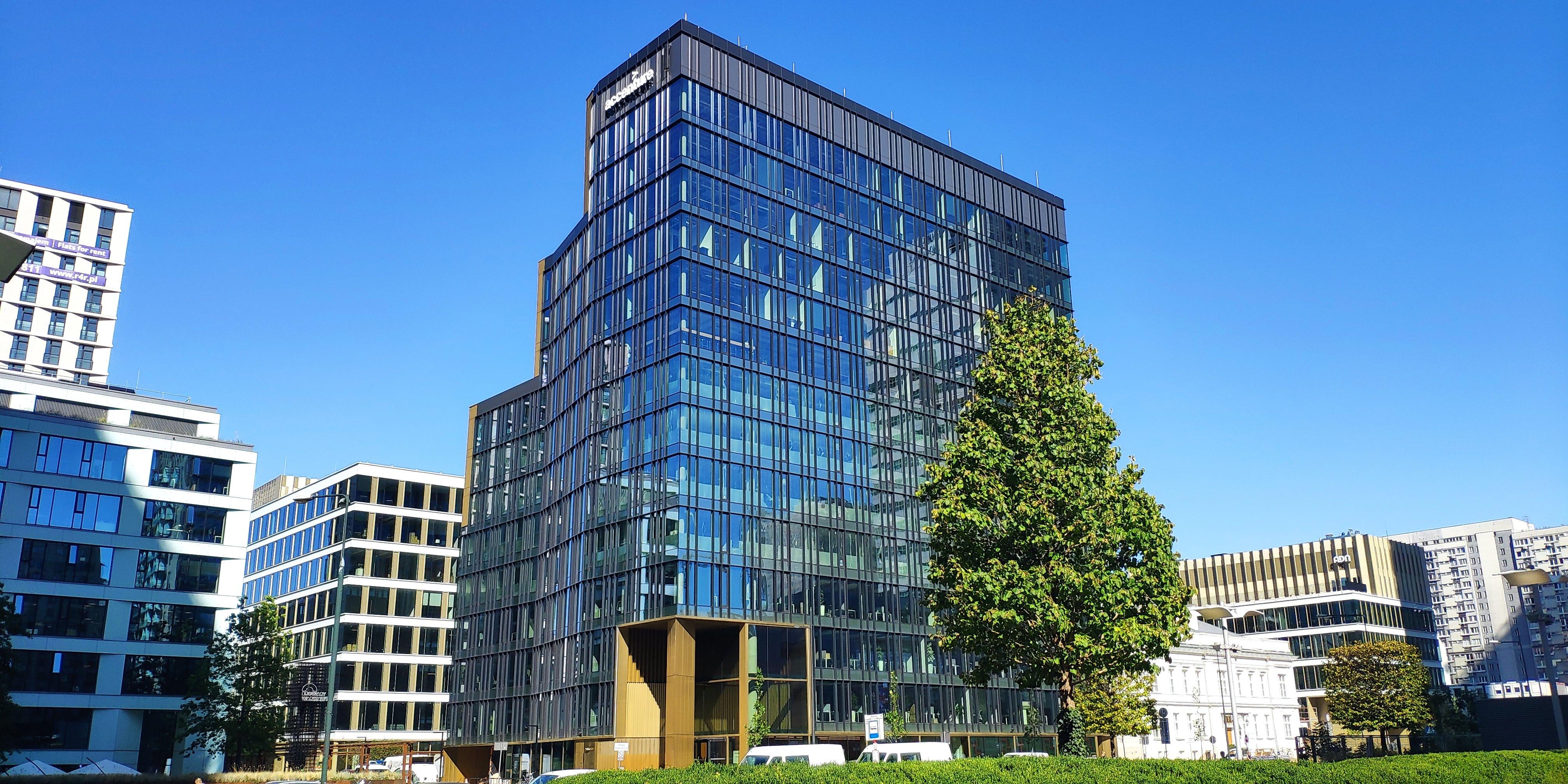 Biurowiec BROWARY WARSZAWSKIE | Biura przy Willi Schiele