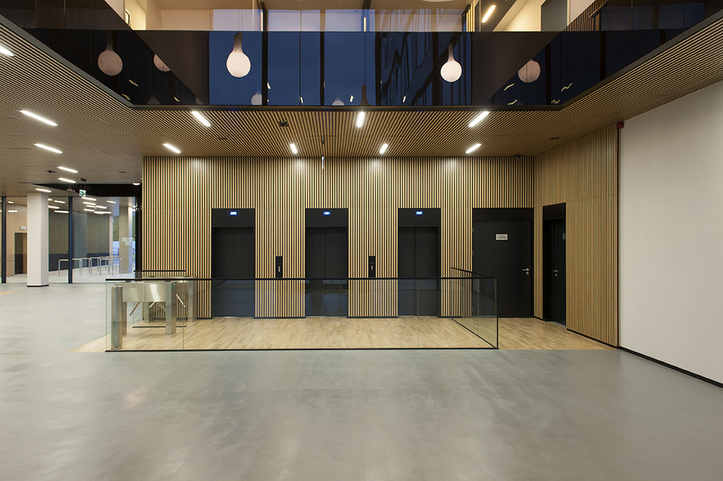 NEOPARK BUD A  | New Work Offices | COWORKING - zdjęcie 2