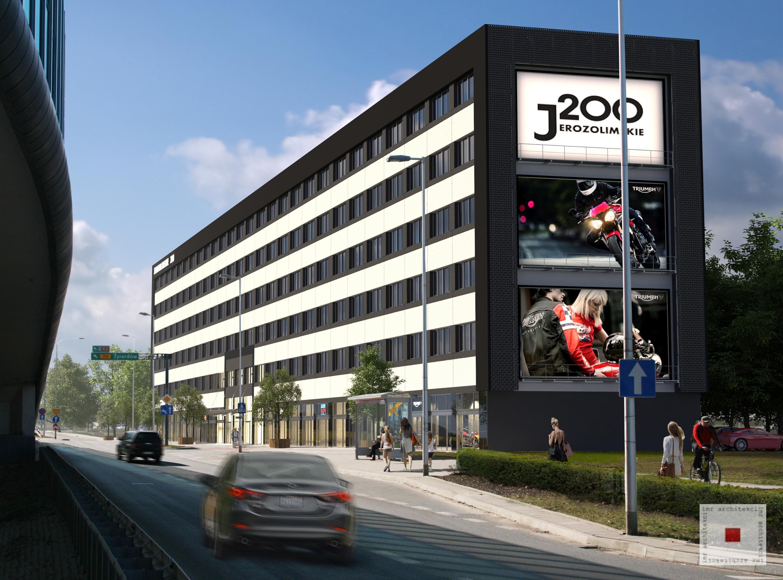 Biurowiec J200 | WORK CLUB | COWORKING