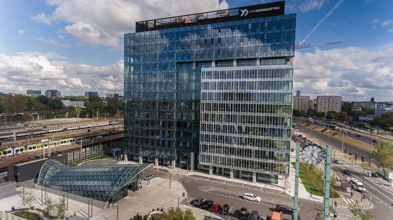 Biurowiec WEST STATION FAZA I || PODNAJEM