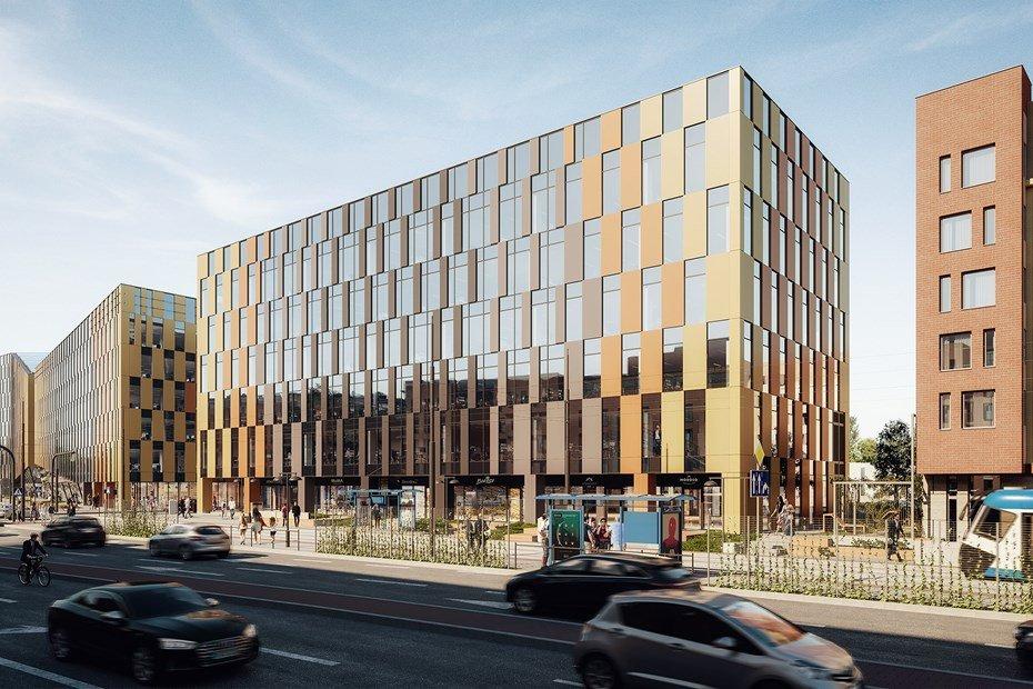 KRAKÓW | High5ive Building Faza III 3 i 4 - zdjęcie 5