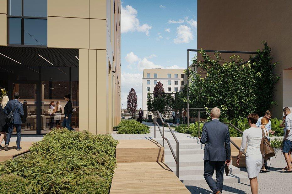 KRAKÓW | High5ive Building Faza III 3 i 4 - zdjęcie 8