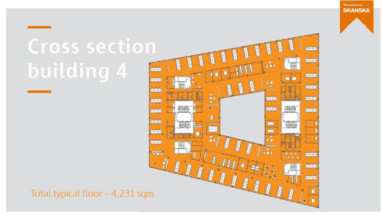 KRAKÓW | High5ive Building Faza III 3 i 4 - zdjęcie 4