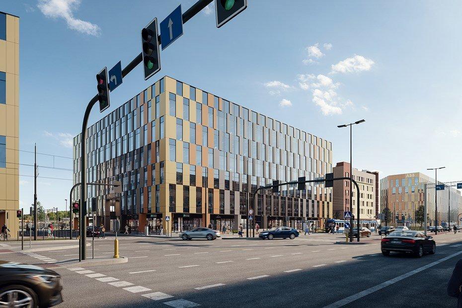 Biurowiec KRAKÓW | High5ive Building Faza III 3 i 4