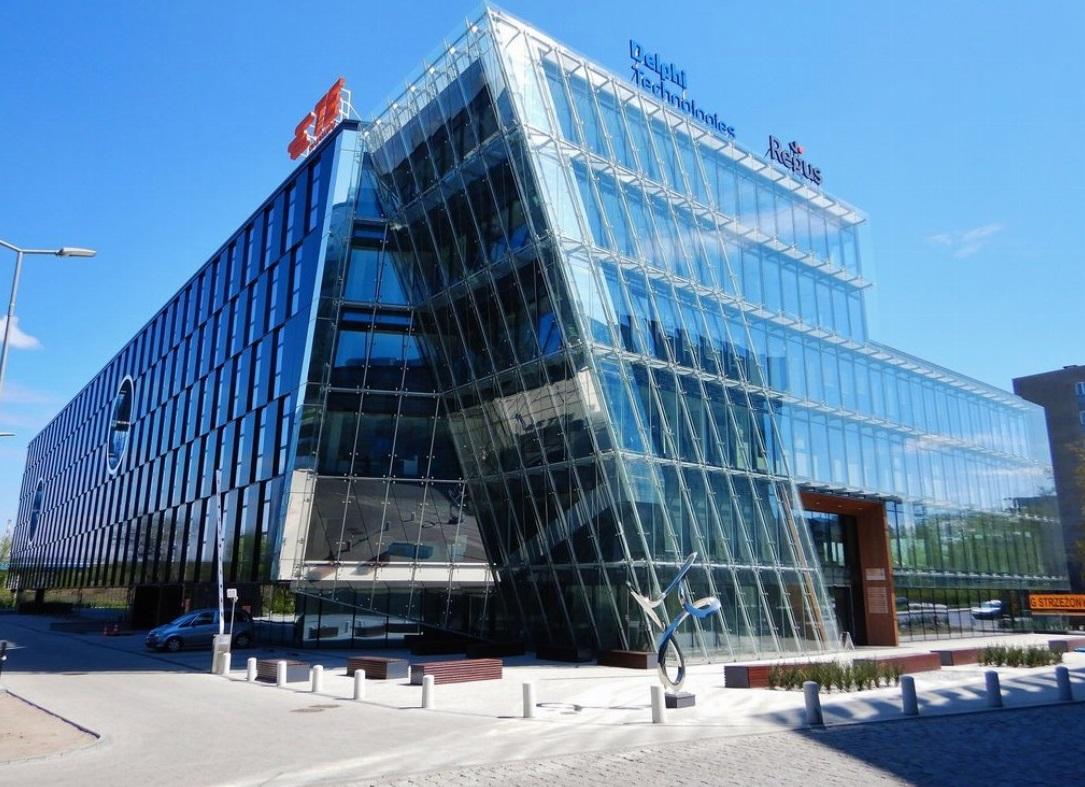 Biurowiec KRAKÓW | EQUAL BUSINESS PARK Bud. A i B