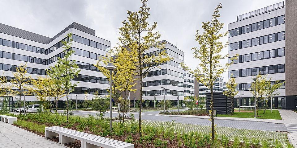 Biurowiec WROCŁAW | Business Garden Wrocław – phase II