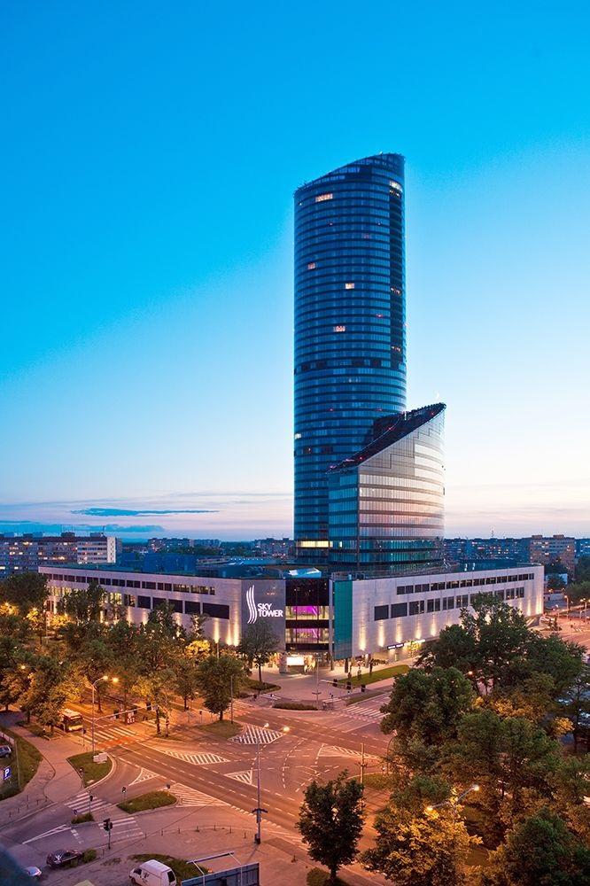 Biurowiec WROCŁAW | Sky Tower