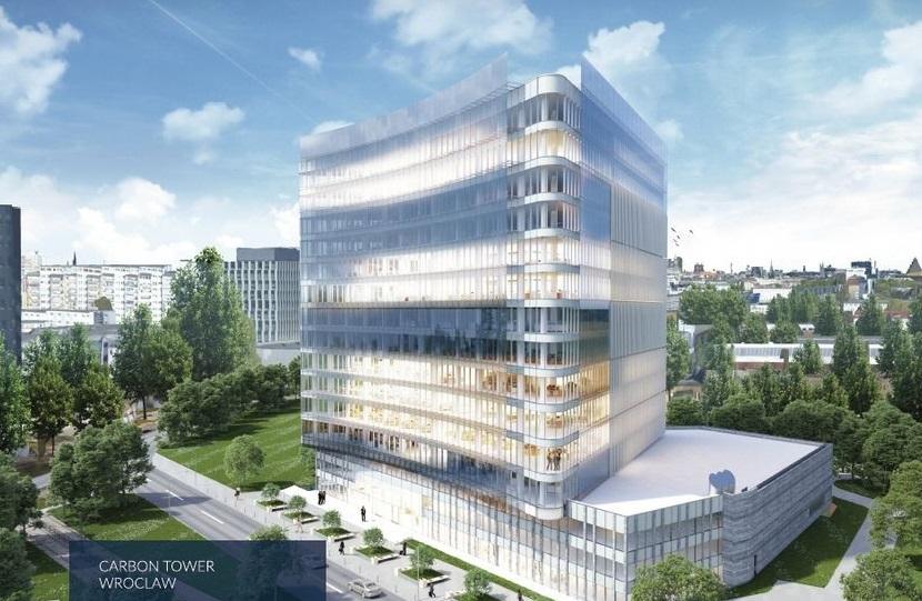 Biurowiec WROCŁAW | Carbon Tower