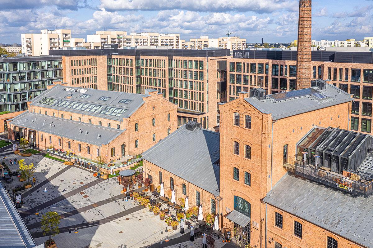 Biurowiec CENTRUM PRASKIE KONESER – MONOPOL Budynek M