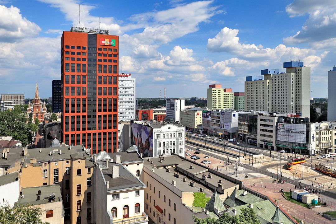 Biurowiec ŁÓDŹ | RED TOWER