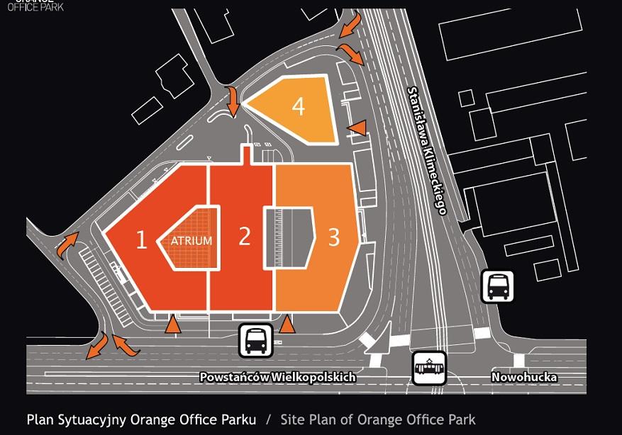KRAKÓW | ORANGE OFFICE PARK - zdjęcie 3