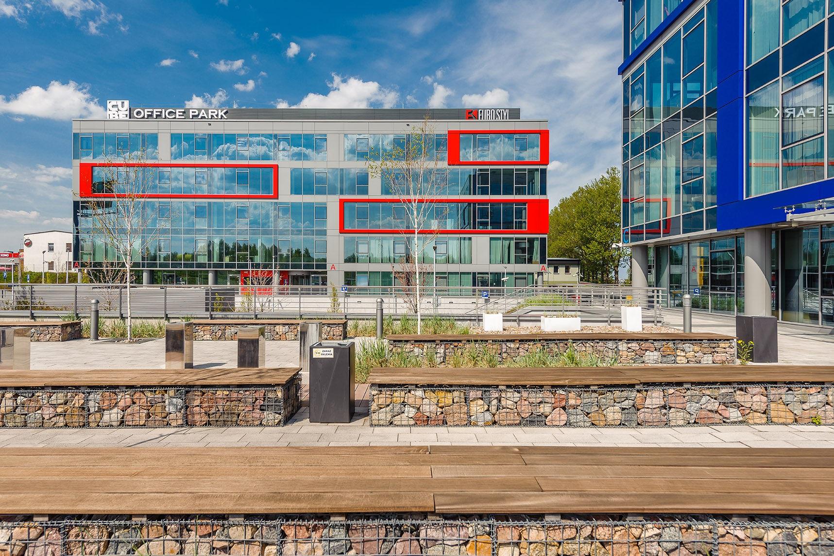 GDAŃSK | CUBE OFFICE PARK (ABC) - zdjęcie 4