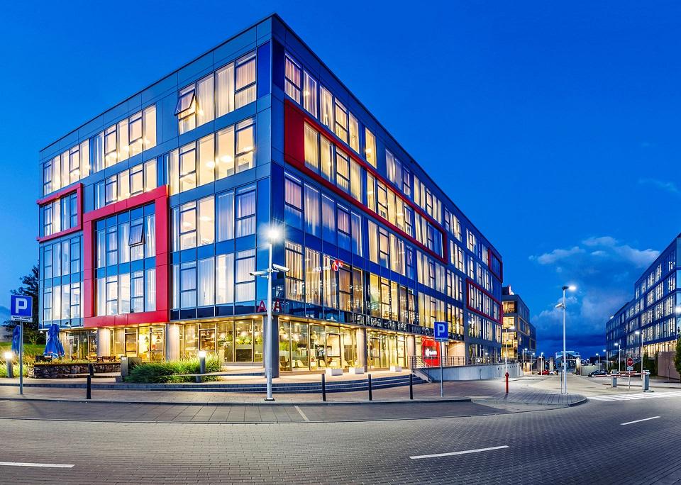 Biurowiec GDAŃSK | CUBE OFFICE PARK (ABC)