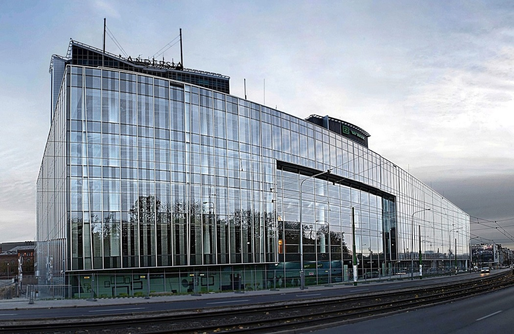 Biurowiec POZNAŃ | ANDERSIA BUSINESS CENTER