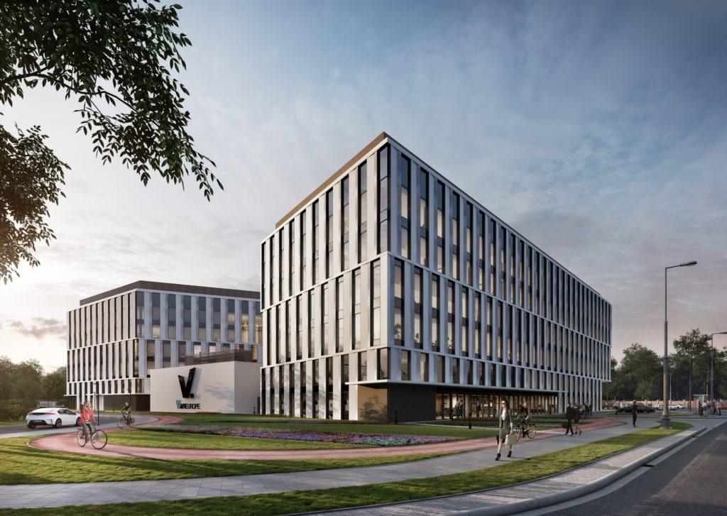 Biurowiec KRAKÓW | V.OFFICES