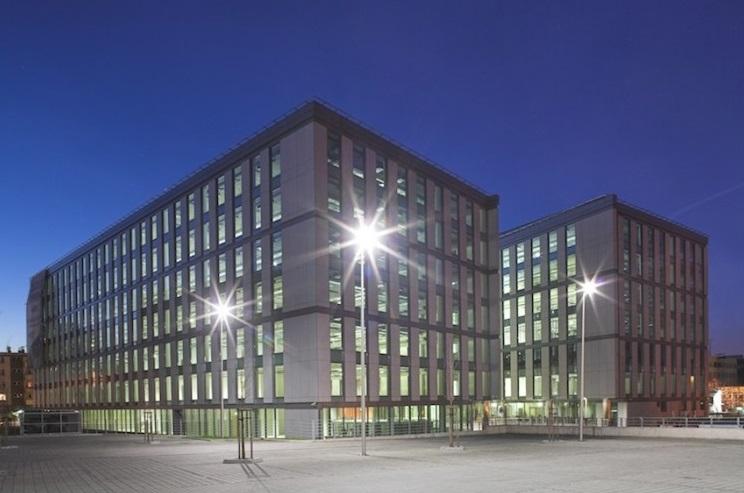 Biurowiec KATOWICE | FRANCUSKA OFFICE CENTER Bud. A i B