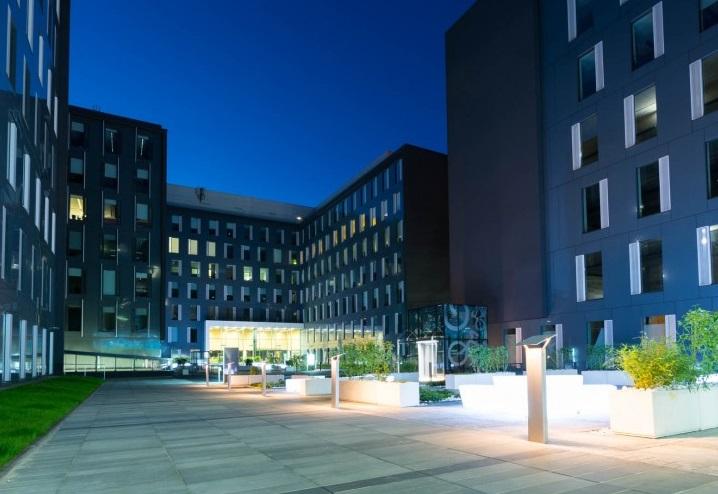 Biurowiec ŁÓDŹ | UNIVERSITY BUSINESS PARK Bud. A i B