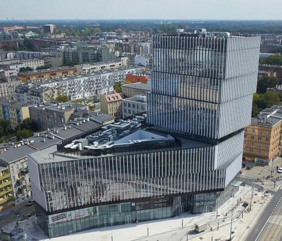 Biurowiec WROCŁAW | SILVER TOWER CENTER