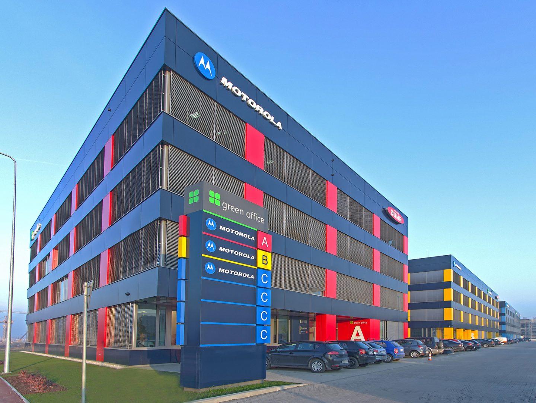 Biurowiec KRAKÓW | GREEN OFFICE Bud A,B,C