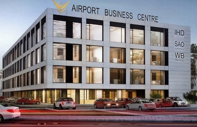 Biurowiec KRAKÓW | AIRPORT BUSINESS CENTER