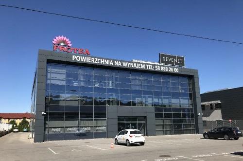 Biurowiec GDAŃSK | GALAKTYCZNA OFFICE
