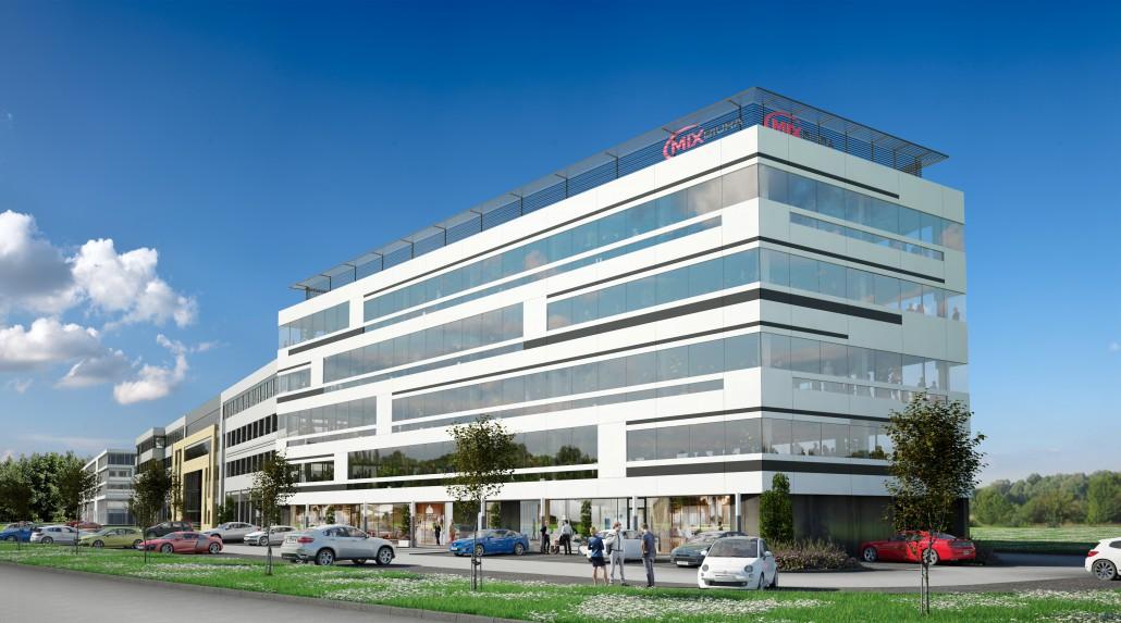 Biurowiec KRAKÓW | BRONOWICE BUSINESS CENTER 13