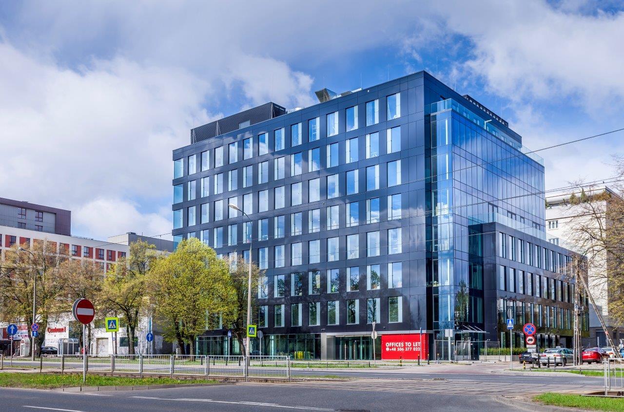 Biurowiec GRÓJECKA OFFICES | PODNAJEM
