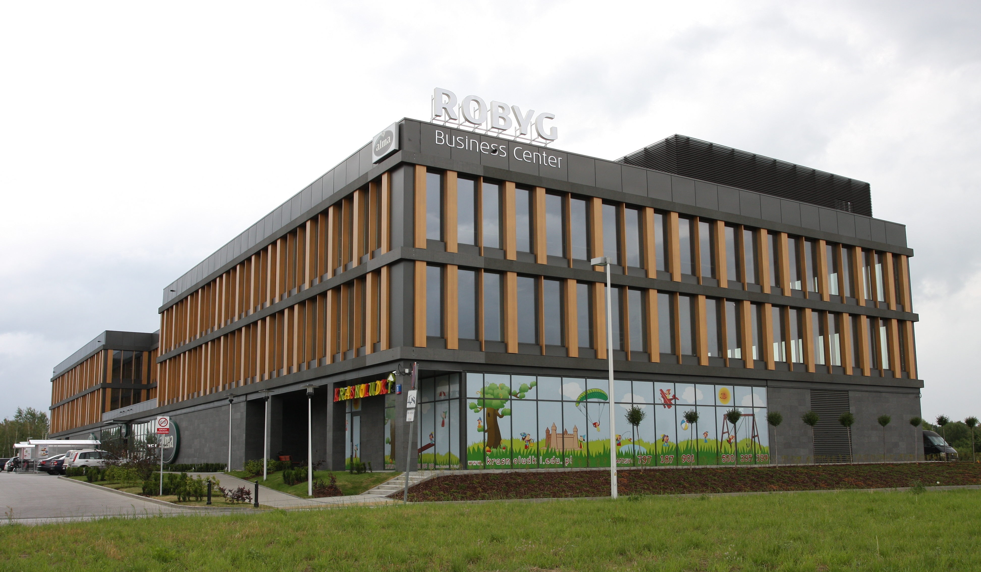 Biurowiec ROBYG BUSINESS CENTER | PODNAJEM