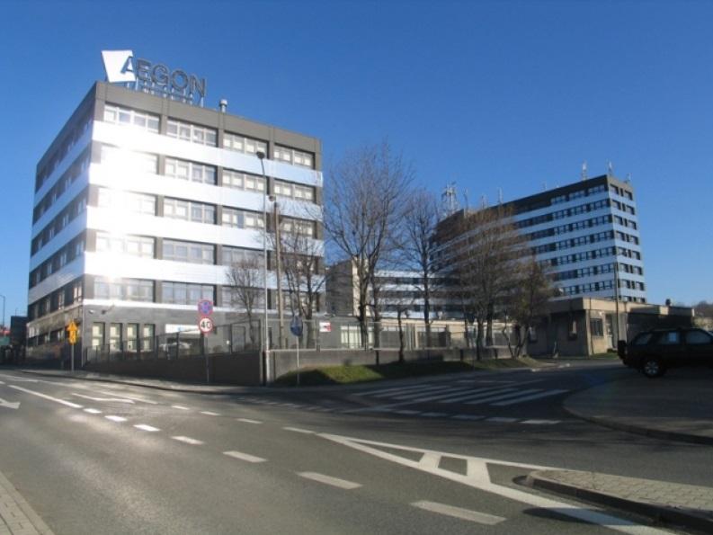 Biurowiec CHORZÓW | SILESIA OFFICE CENTER Bud.A,B,C