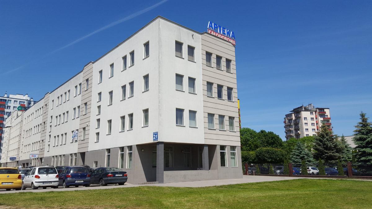 Biurowiec LUBLIN | WALLENRODA 2F